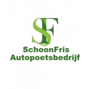 Schoonfris Autopoetsbedrijf logo
