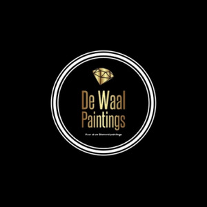 De Waal Paintings logo