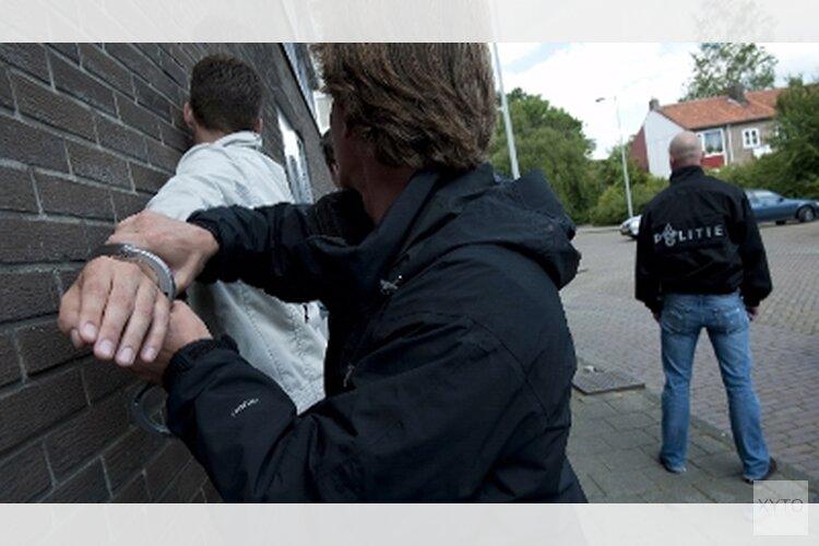 Twee tieners aangehouden voor overval op maaltijdbezorger