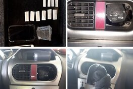 Politie houdt 2 verdachten drugshandel aan