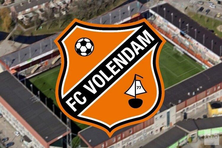 FC Dordrecht knokt zich naar punt in Volendam