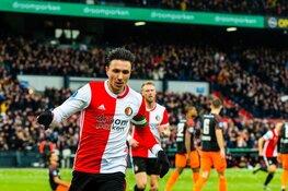Berghuis schiet Feyenoord langs PSV