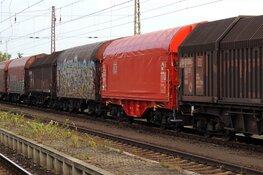 Komend weekend meer goederentreinen over spoor in Dordrecht
