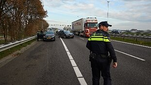 26-jarige motorrijder omgekomen