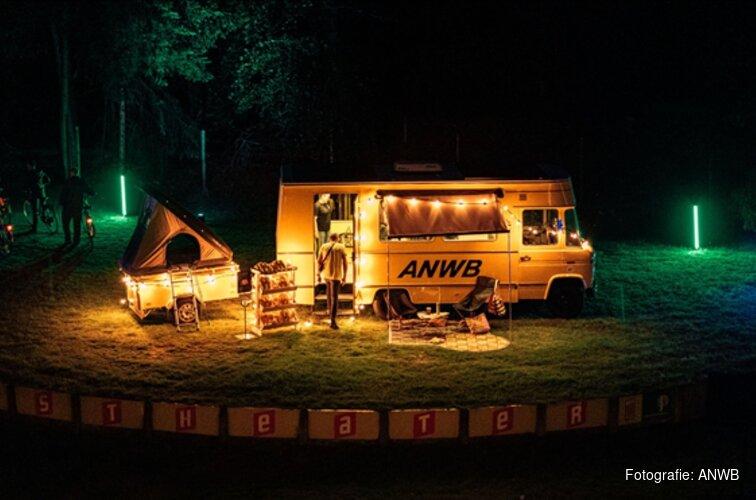 De biesbosch bios:Next level film kijken midden in de natuur