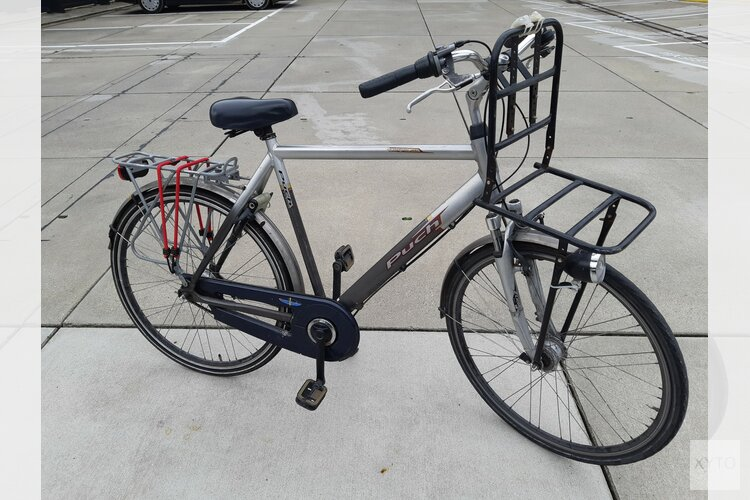 Dordrecht - Gezocht - Wie herkent deze fiets die gebruikt werd bij een beroving in Dordrecht?