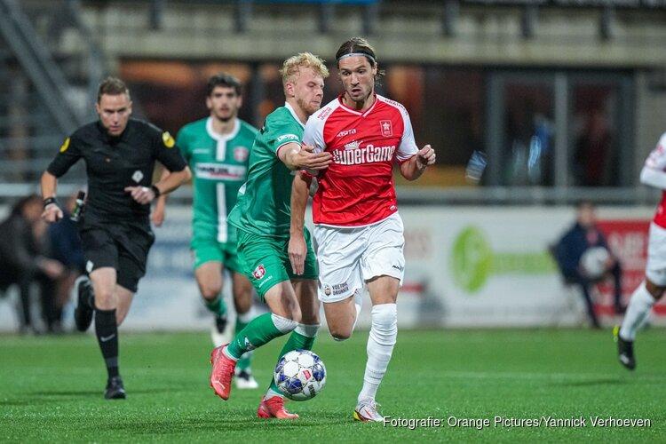 MVV zwaarbevochten langs hekkensluiter FC Dordrecht
